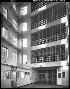 SAN FRANCISCO COUNTY JAIL #3 - ATRIUM • HABS