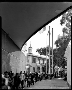 SAN YSIDRO CUSTOMS HOUSE CONTEXT • HABS