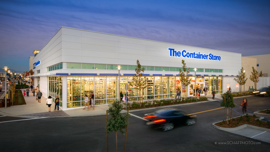 Container Store Twilight
