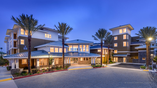 Clearwater Senior Living Apartments in Oxnard
