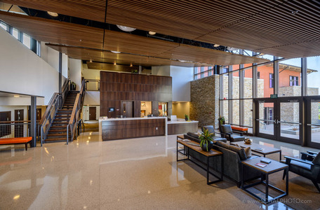AGOURA HILLS RECREATION & EVENT CENTER LOBBY