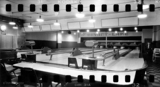 Bryant-Lake Bowl, Minneapolis, MN.